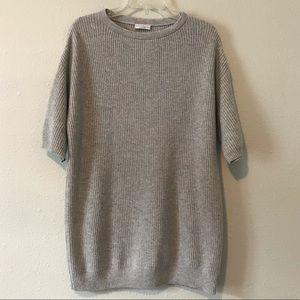Brunello Cucinelli Knit Cashmere Sweater Tunic